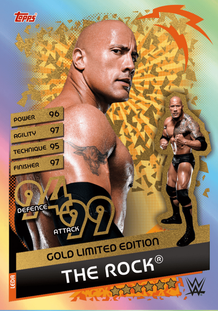 LIMITED EDITION CARDS